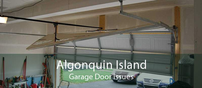 Algonquin Island Garage Door issues