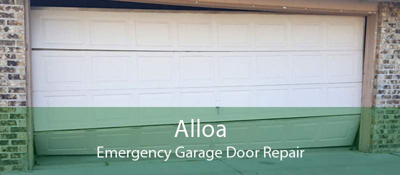 Alloa Emergency Garage Door Repair