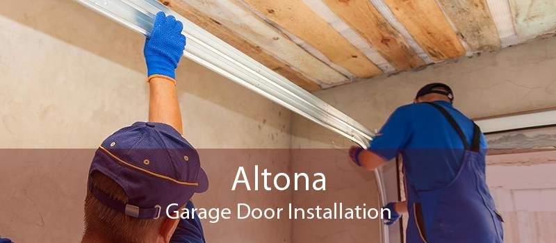 Altona Garage Door Installation
