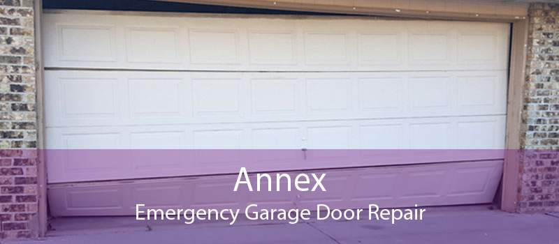 Annex Emergency Garage Door Repair