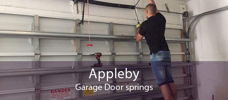 Appleby Garage Door springs