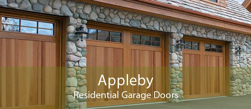 Appleby Residential Garage Doors