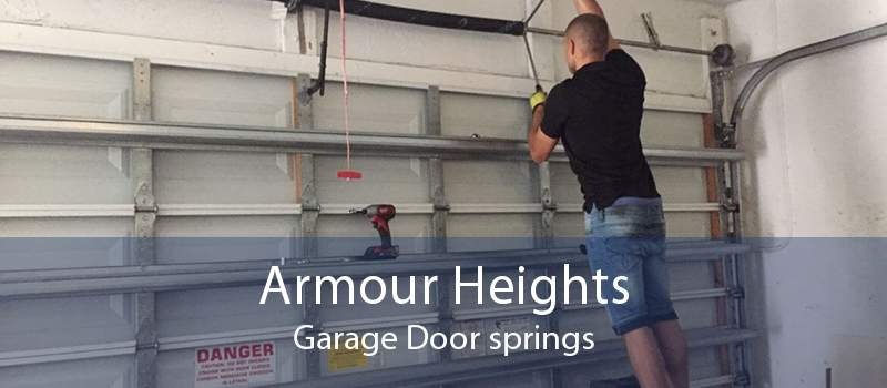 Armour Heights Garage Door springs