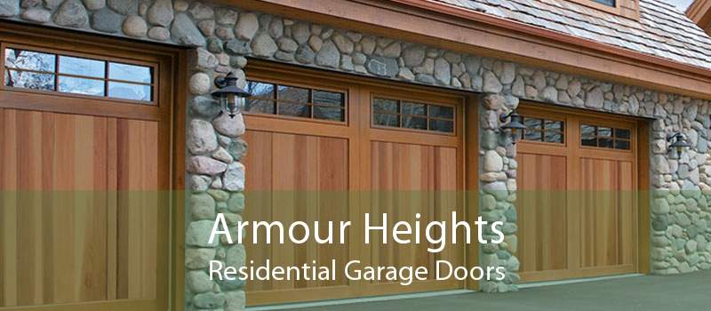 Armour Heights Residential Garage Doors