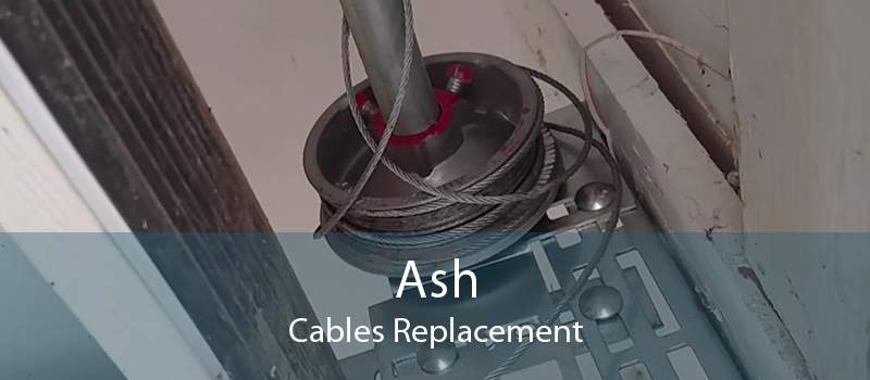 Ash Cables Replacement