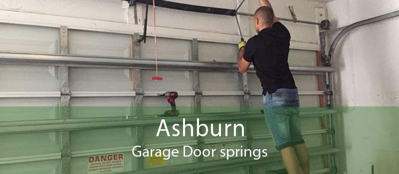 Ashburn Garage Door springs
