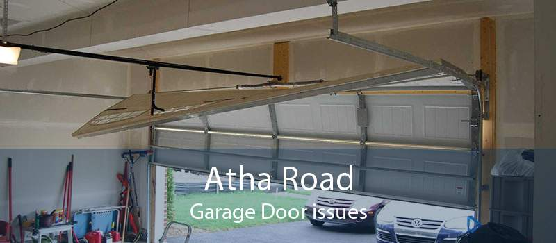 Atha Road Garage Door issues