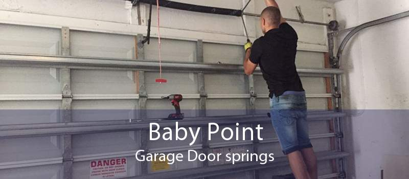 Baby Point Garage Door springs