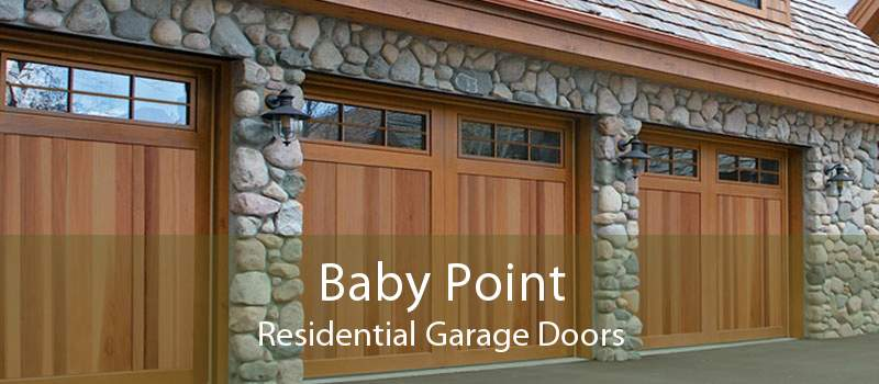 Baby Point Residential Garage Doors