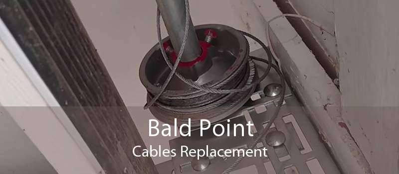 Bald Point Cables Replacement