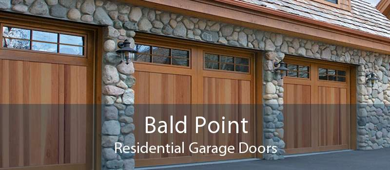 Bald Point Residential Garage Doors
