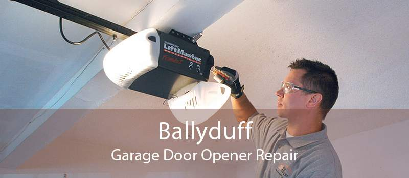 Ballyduff Garage Door Opener Repair