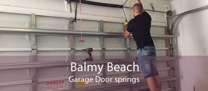 Balmy Beach Garage Door springs