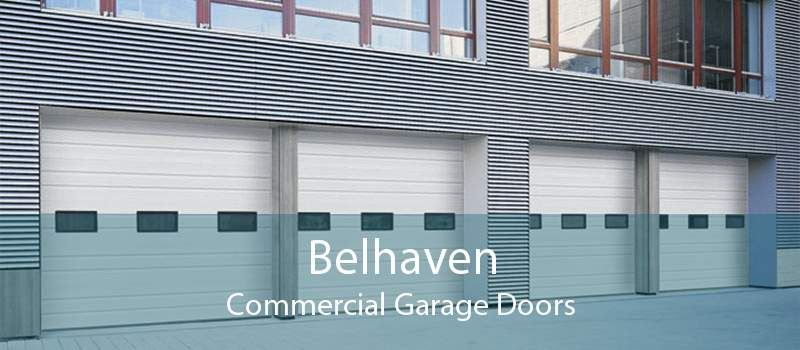 Belhaven Commercial Garage Doors