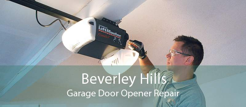 Beverley Hills Garage Door Opener Repair
