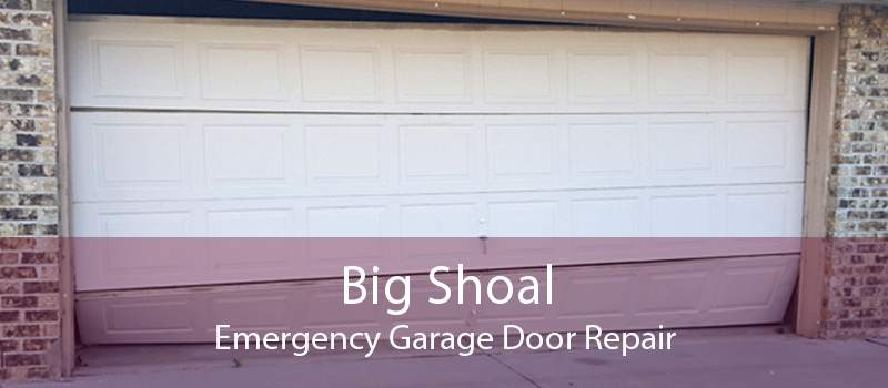 Big Shoal Emergency Garage Door Repair