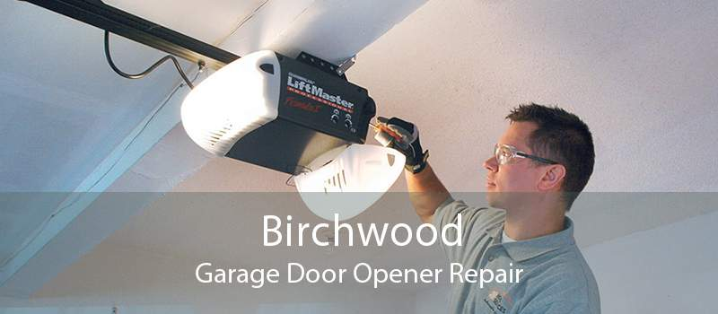 Birchwood Garage Door Opener Repair