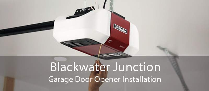 Blackwater Junction Garage Door Opener Installation