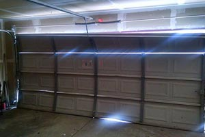 emergency garage door repair in Yorkville