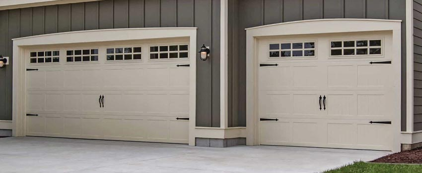garage door maintenance service in Audley