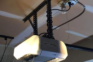 garage door opener installation services in Blackstock