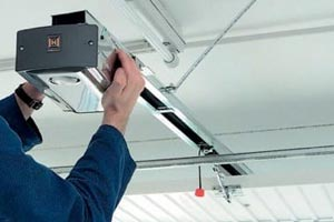 install garage door opener in Blackstock