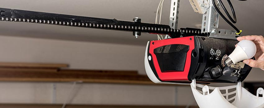 garage door opener repair service in Alderwood