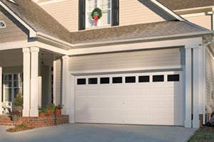 residential garage door service in Bloomington